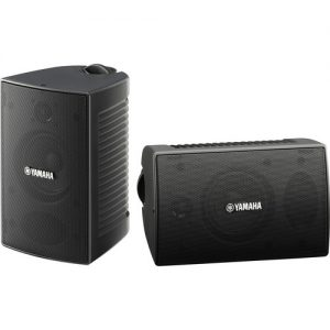 Yamaha NS-AW194BL Outdoor Speakers (Pair, Black)