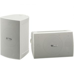 Yamaha NS-AW294WH Outdoor Speakers (Pair, White)