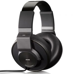 AKG K550MKII Closed-Back Reference Headphones