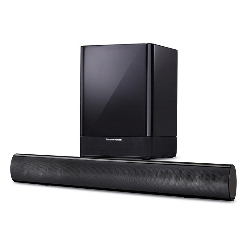 yamaha yht 3920ubl. harman kardon hk sb16 - powered soundbar and wireless subwoofer $689.99 $499.99 yamaha yht 3920ubl