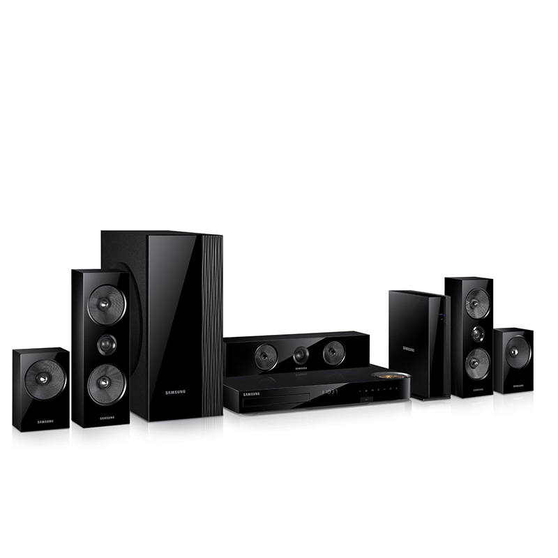 Samsung HTF6500W 51 Bluray home theater system with WiFi and