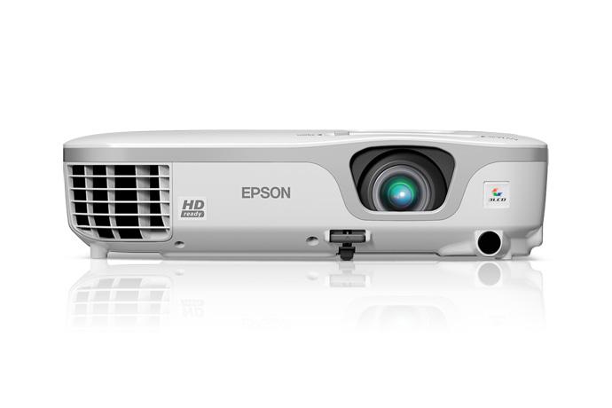 Epson PowerLite Home Cinema 710HD 720p 3LCD Projector (V11H475020)