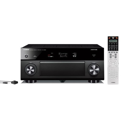 yamaha aventage rx a3020bl 9 2 channel home theater. Black Bedroom Furniture Sets. Home Design Ideas