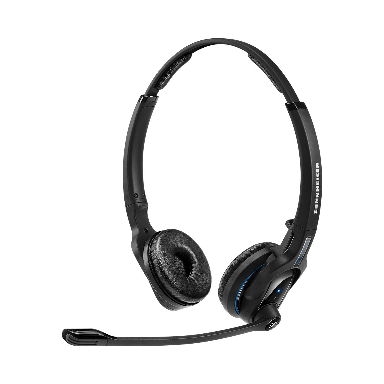 Sennheiser Mbpro Mobile Business Pro Series Binaural Wireless Bluetooth Headset W Noise Cancelling Microphone Symphony Hifi