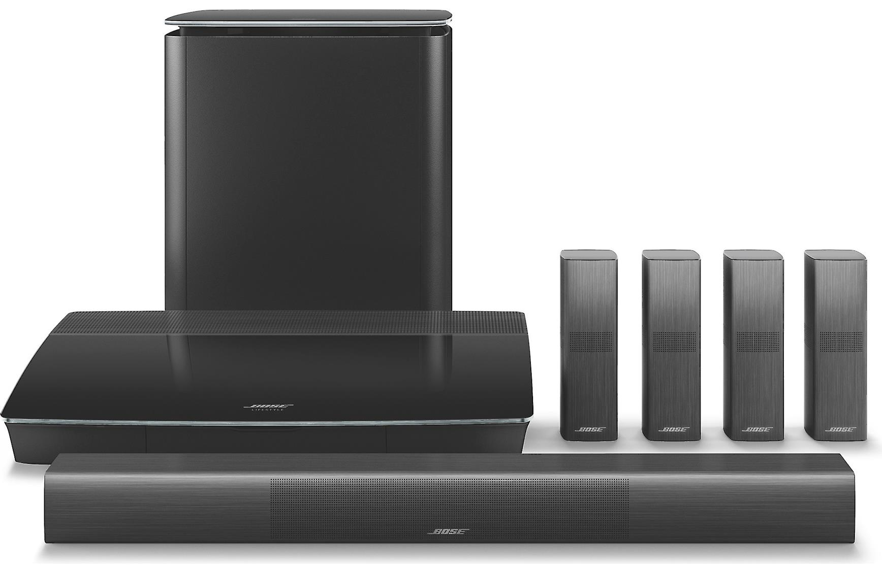 bose lifestyle 650 home theater system symphony hi fi. Black Bedroom Furniture Sets. Home Design Ideas