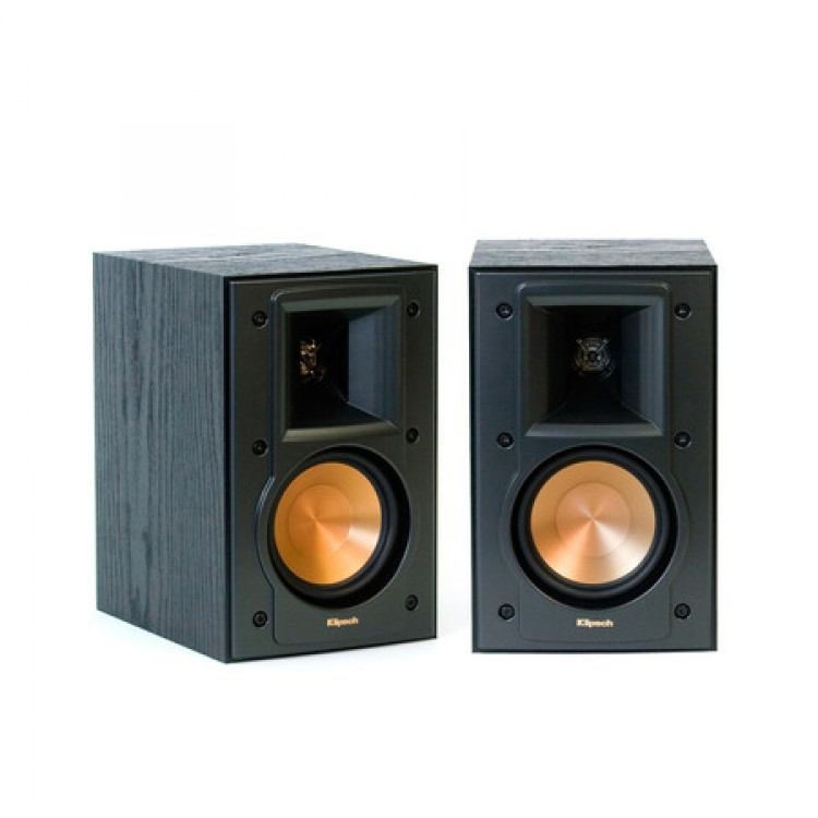 klipsch rb 41 ii bookshelf speakers symphony hi fi. Black Bedroom Furniture Sets. Home Design Ideas