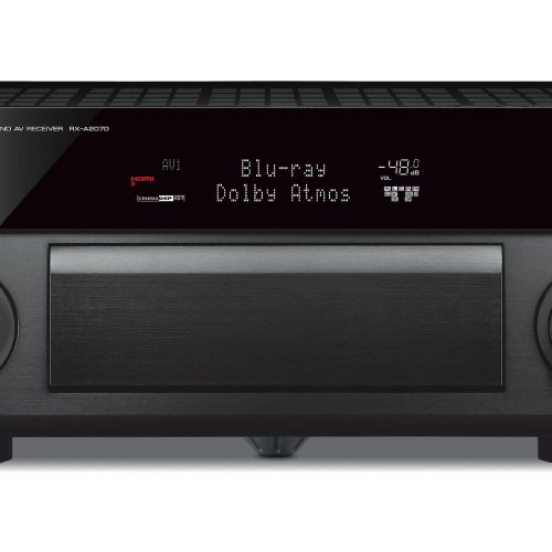 yamaha aventage rx a770 7 2 channel home theater receiver. Black Bedroom Furniture Sets. Home Design Ideas