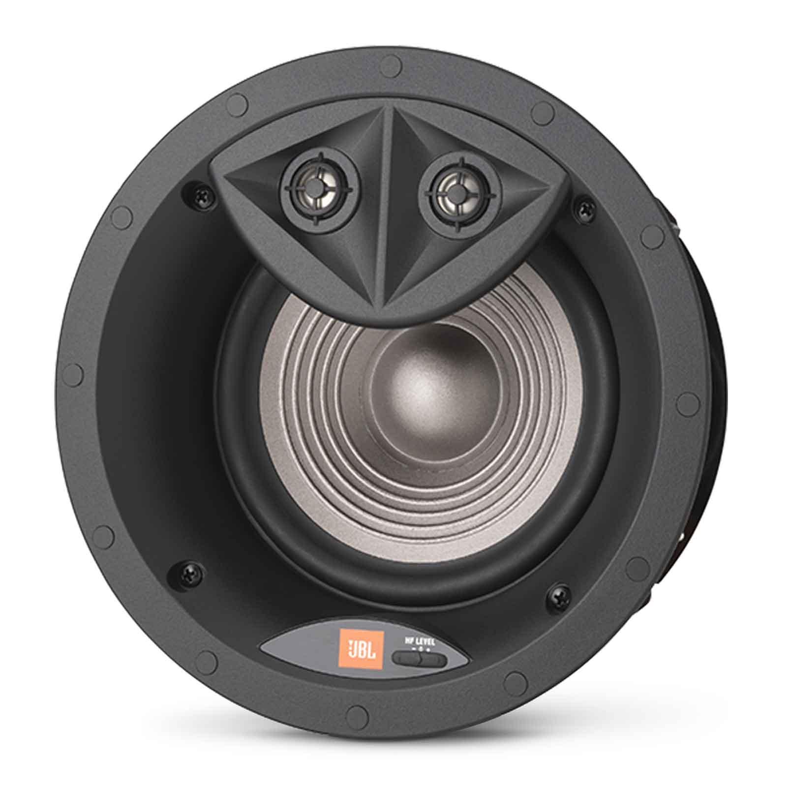jbl speakers ceiling with waveguide speaker hr and swiveling tweeter way eos pair