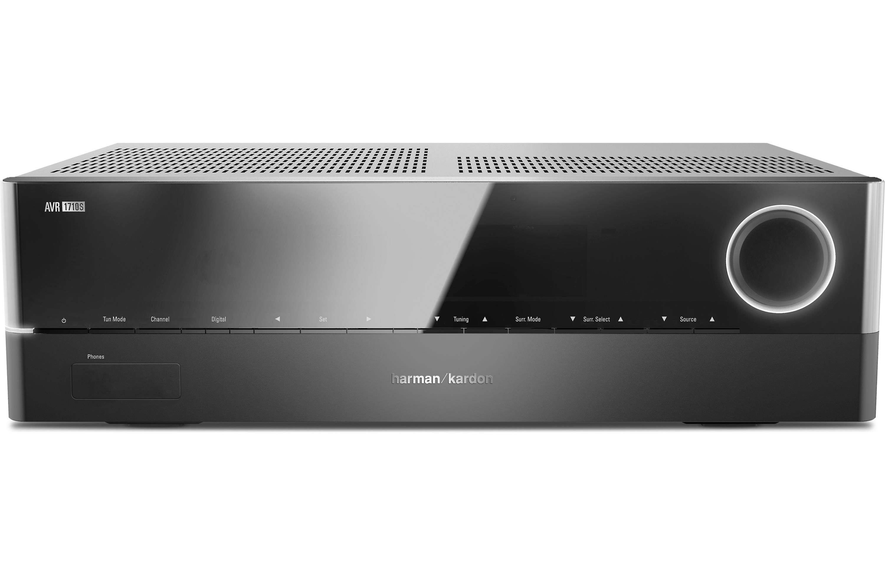 Harman Kardon AVR 1710S 7 2-channel home theater receiver with Bluetooth