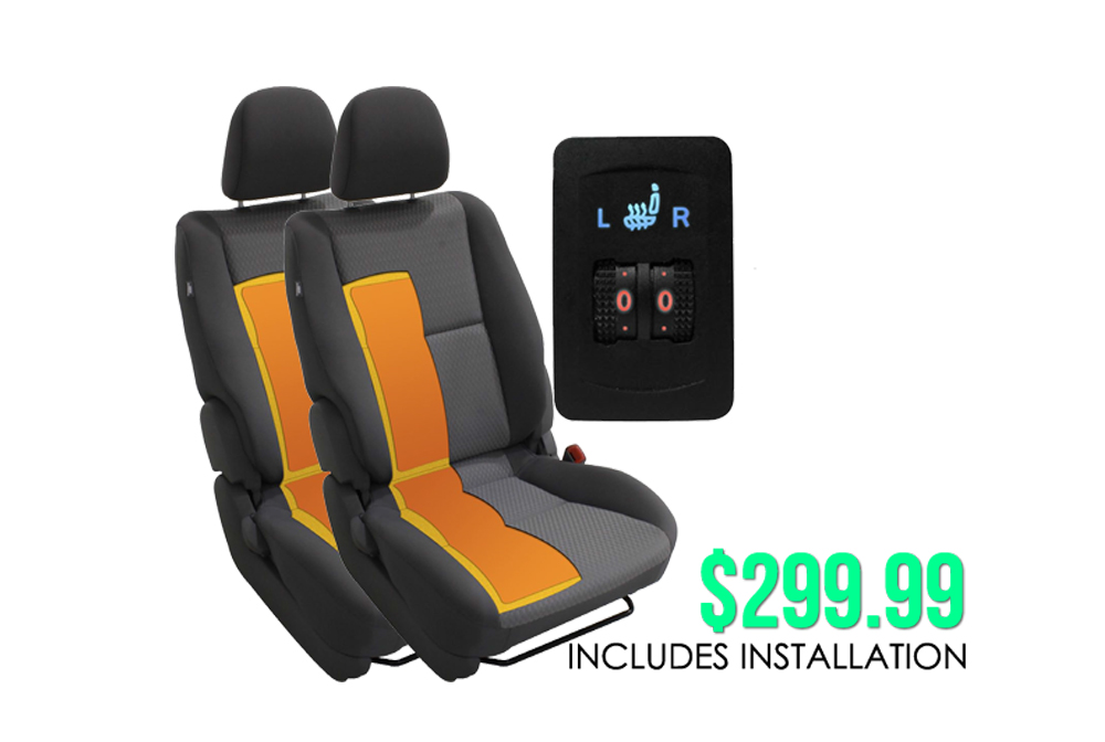 Heated Car Seats Installation PA Tristate Area O Symphony Hi Fi